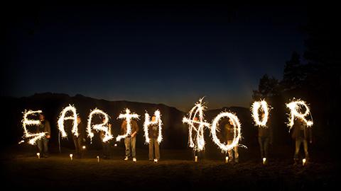 Celebrating Earth Hour 2010, Canada