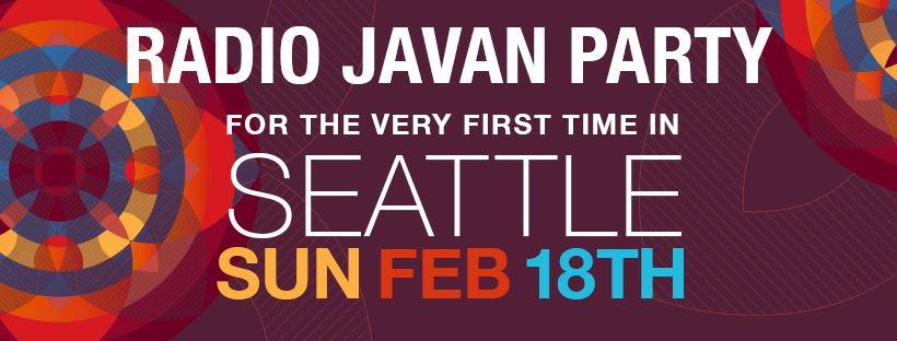 Radio Javan Party in Seattle – 2018 – Northwest Iranians