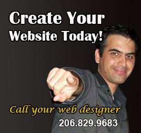 Seattle web designer